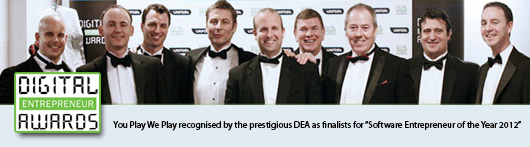 Entrepreneur of the Year 2012 Finalists